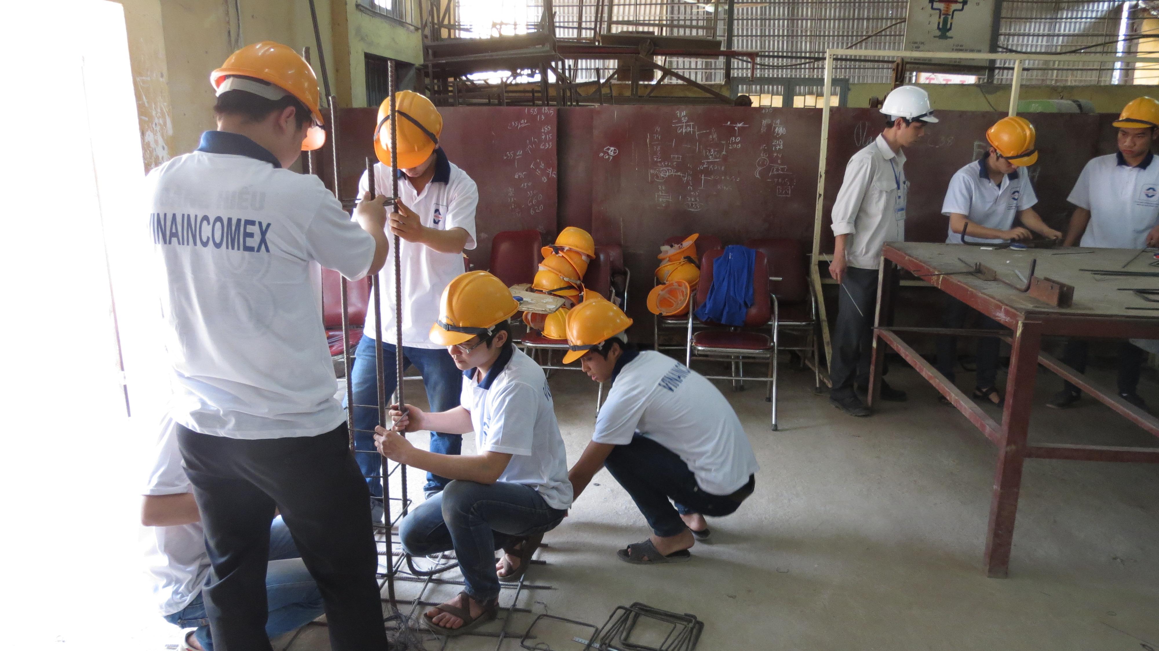 đào tạo nghề xây dựng 2