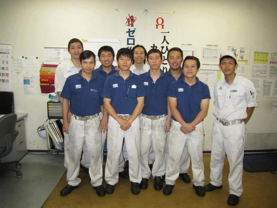 Một số đổi mới trong công tác đào tạo thực tập sinh đi thực tập kỹ thuật tại Nhật Bản